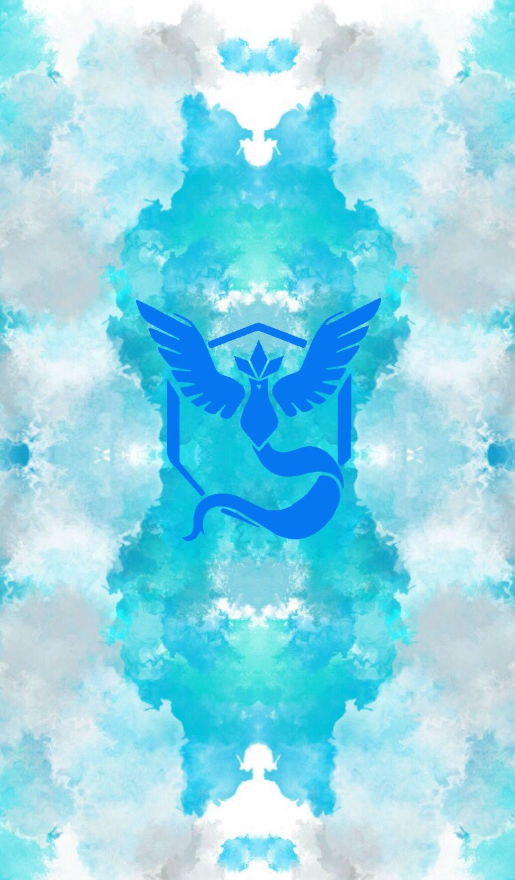 Team Mystic Wallpaper By Alex Ximil Montes Mystic Wallpaper