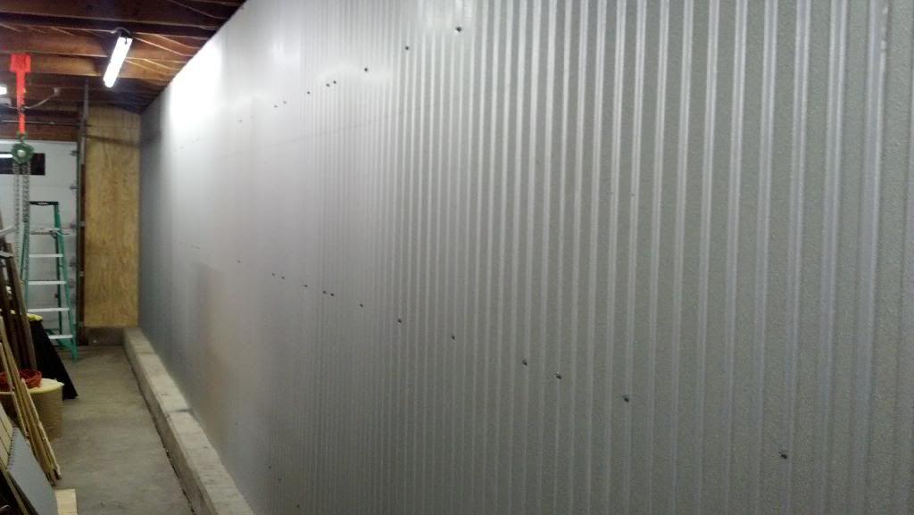Garage Interior Wall Ideas Photo