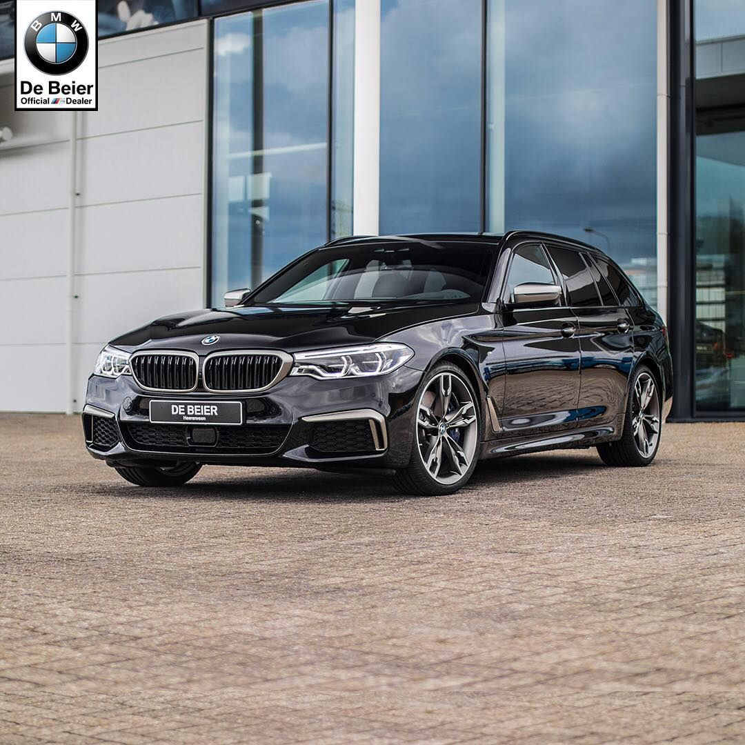 Available This New Bmw M550d Touring In Saphirschwarz Check Out Our Website For More Info ℹ Pric Bmw New Bmw Touring