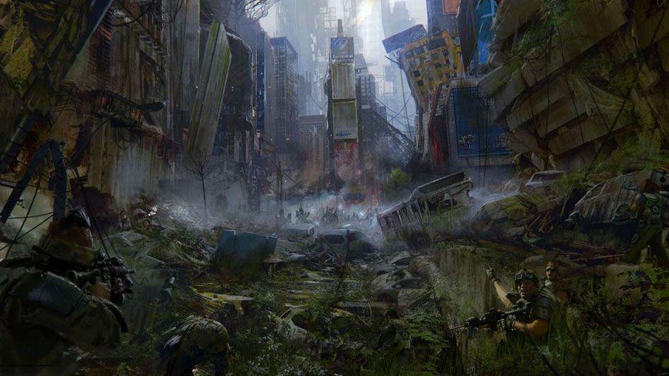 设计师描绘2084年未来城市图挑战人类愿景70年后地球上的城市将变成什么模样,法国的艺术家已经开始勾勒未来的城市面貌,在他描绘的情景中城市拥有高耸的摩天大楼,空中有飞行汽车,工业化在未来城市中体现得淋漓尽致。在法国艺术家的想象中,巴黎和纽约已经失去了各种美丽的花园、林荫大道,取而代之的是高大而灰色的摩天大楼,工业化是未来城市的