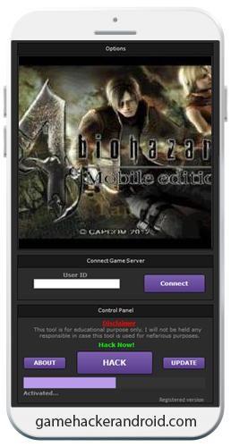 BioHazard 4 Mobile Resident Evil 4 Android Game Hack Online