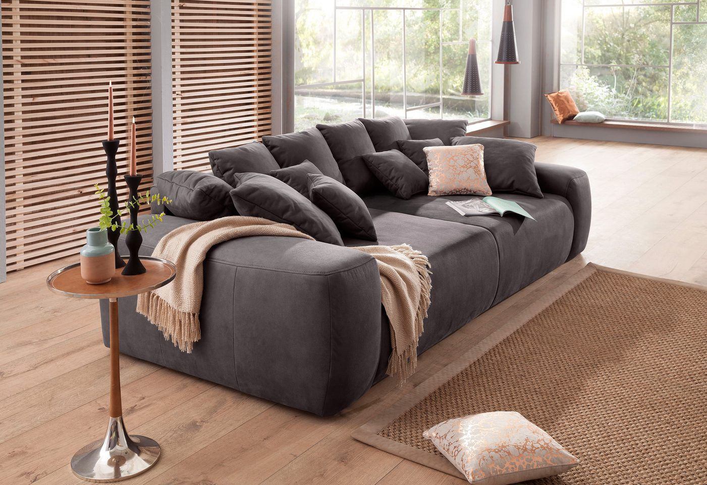 Moderne Sofa Home Affaire Big Sofa Breite 302 Cm Cnouch Best Seat In