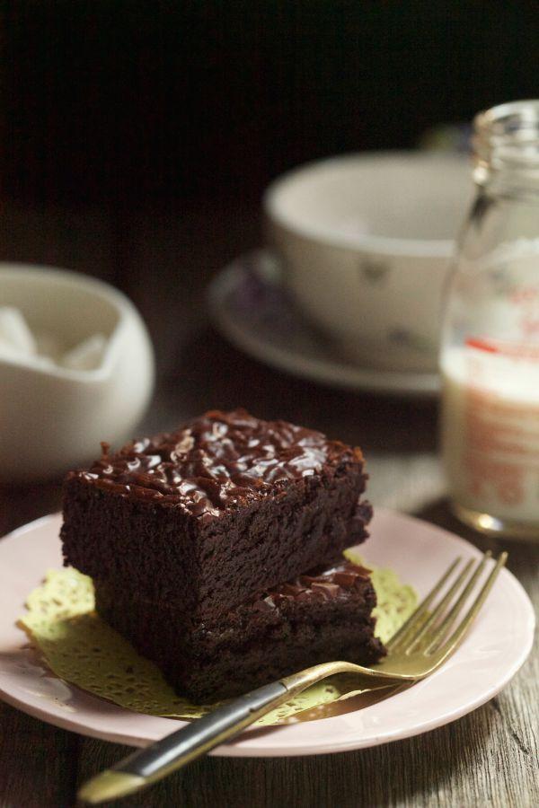 Sana Kedut Sini Kedut Rata Rata Ramai Yang Teruja Dengan Brownies Yang Berkedut Seribu Ini Dan Menjadi Satu Fenomena Ba Brownies Cokelat Kue Lezat Makanan