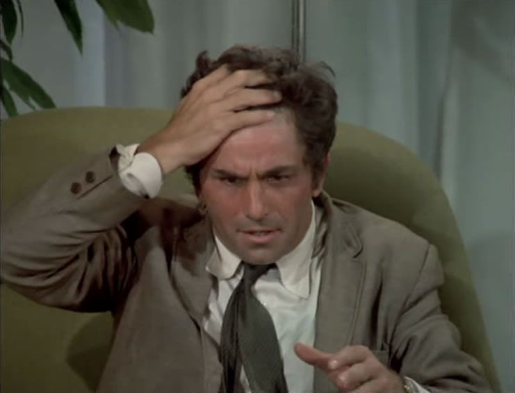 Peter Falk in Columbo: Suitable for Framing (1971) | Peter Falk ...