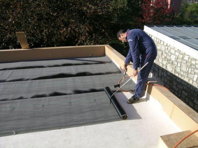 Une toiture végétale  étape par étape Construction, Saunas and