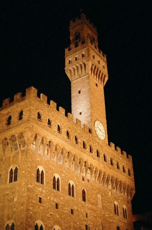 ancient-serpent:  Palazzo Vecchio, Florence, Italy