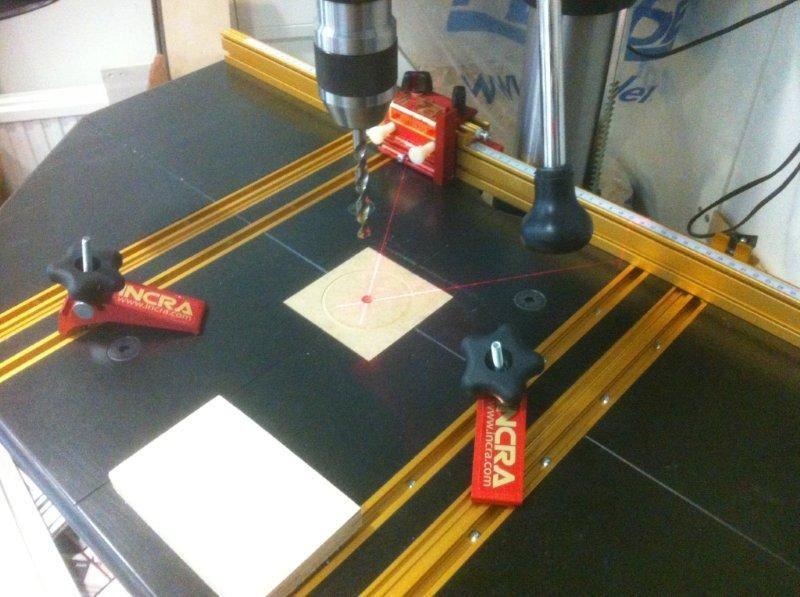 Incra Drill Press Table Drill Press Table Drill Press Drill