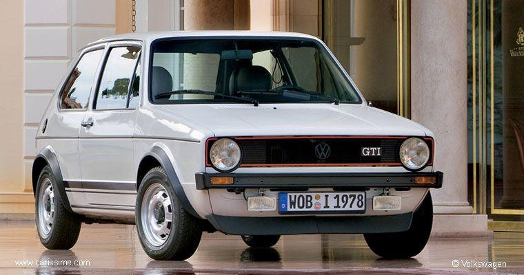 1976 Volkswagen Golf I Gti Youngtimers Quartierdesjantes Jetta Mk1 Autos Vw Wolkswagen Golf