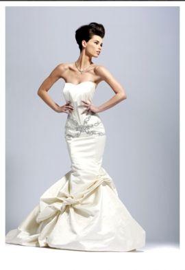 Katerina Bocci wedding dresses Style Isadora