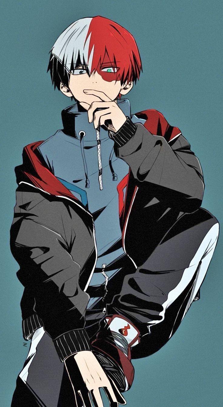 No busco amor [bnha x Naruto] - 2- Los extraño mucho..
