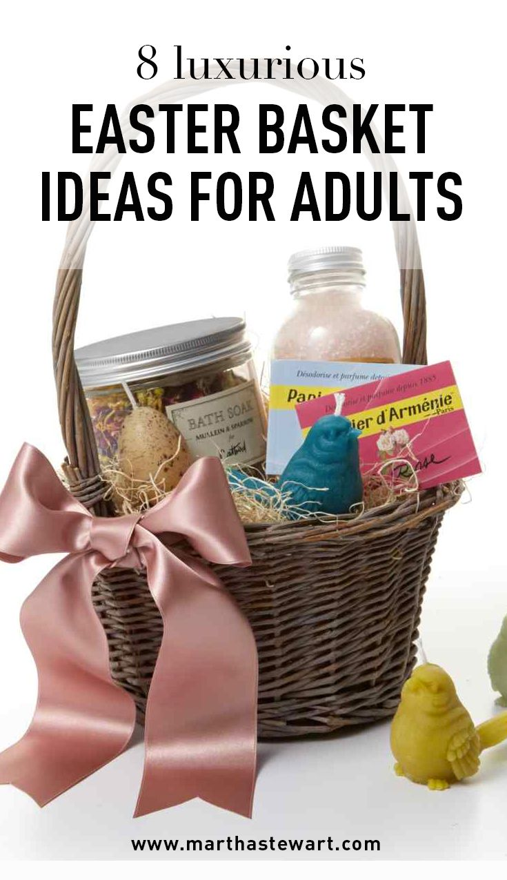 8 luxurious easter basket ideas for adults basket ideas live 8 luxurious easter basket ideas for adults martha stewart living long gone are your negle