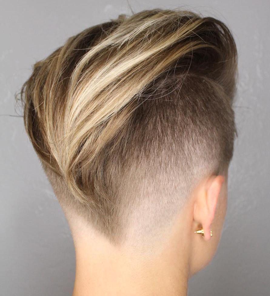 Pixie Hairstyles 20 Inspiring Pixie Undercut Hairstyles  Undercut Pixie Cut And Pixies