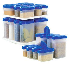 Tupperware Spice Containers Set Tupperware Spice Containers Tupperware Consultant