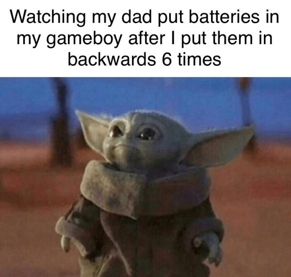 Mandalorian Baby Yoda Memes Best Baby Yoda Memes Funny Baby Yoda Memes Baby Y Yoda Funny Yoda Meme Star Wars Memes