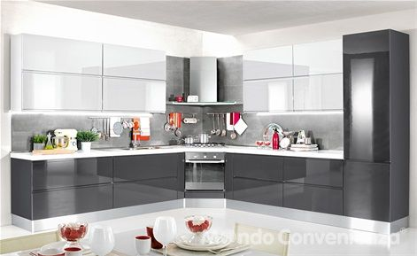 Cucina Alice Mondo Convenienza Interni della cucina
