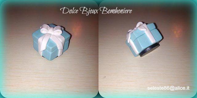 Bomboniere Matrimonio Verde Tiffany.Segnaposto Bomboniera Per Compleanno 18 Anni Matrimonio E