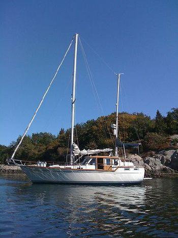 1984 Nauticat 36 Sail Boat For Sale - www yachtworld com   sailboats