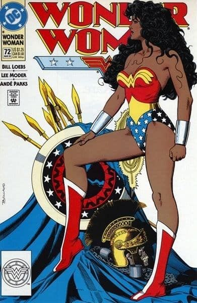 Here's One Totally Surprising Thing You Probably Never Knew About Wonder Woman #comicbooks