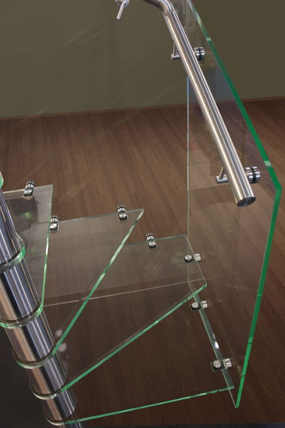 Best Glass Spiral Staircase Staircase Glass Stairs Glass Railing 400 x 300