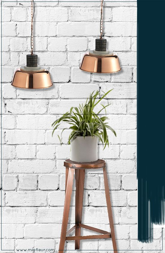 Perfect Copper Interiors Making It Work, Home Decor, Lighting, Wall Decor
