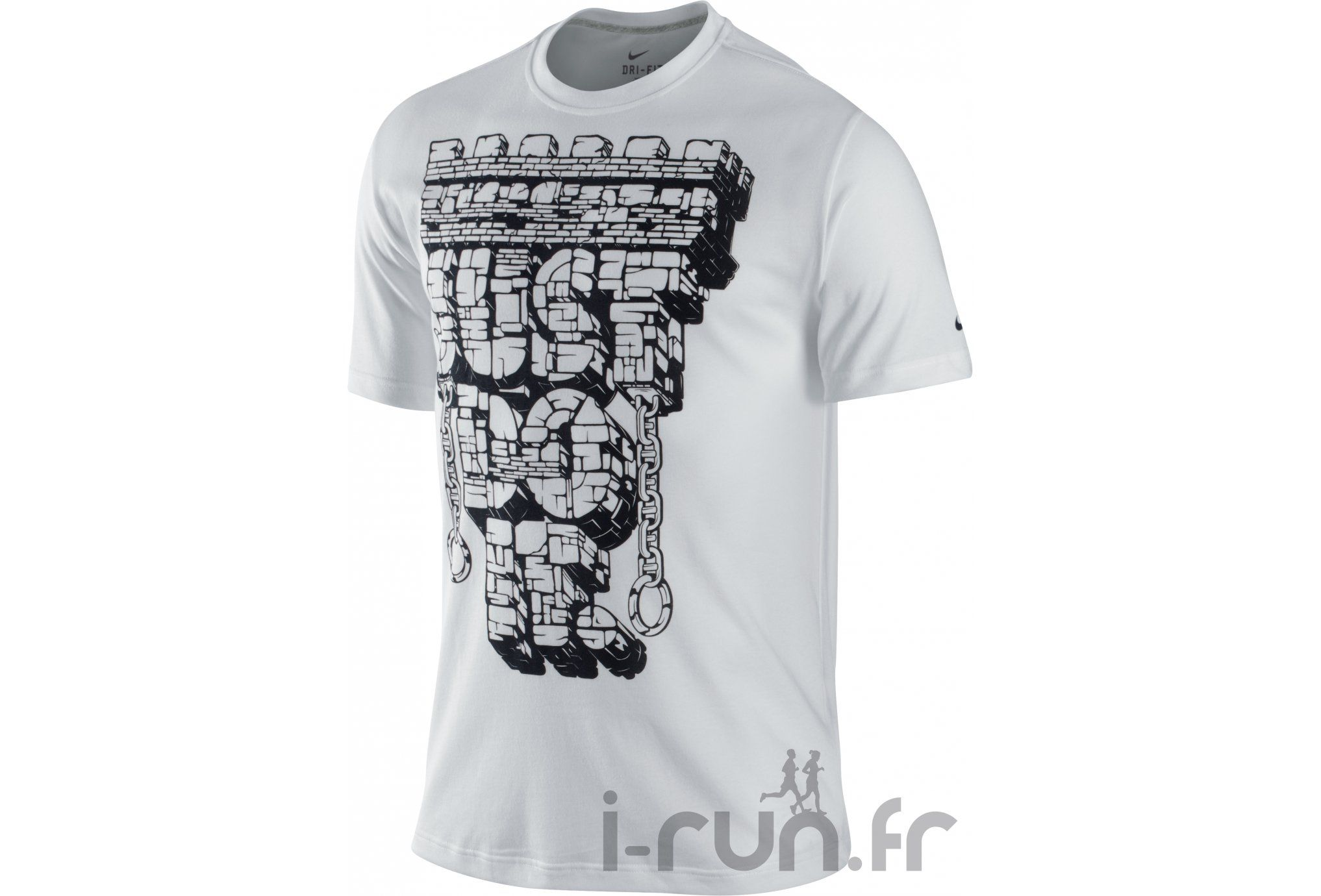 tee shirt nike just do it homme