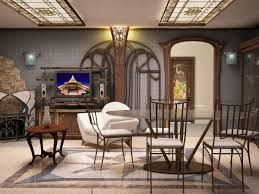 image result for art nouveau interior design characteristics art