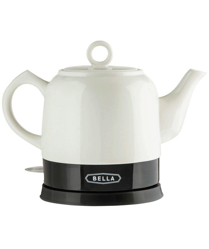Buy Bella Ceramic Kettle Black At Argos Co Uk Your
