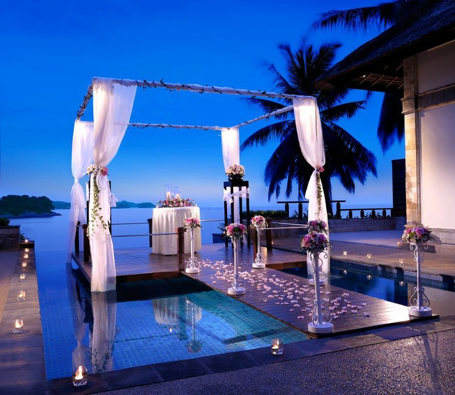 Banyan Tree, Bintan | Art of Romance | Pinterest