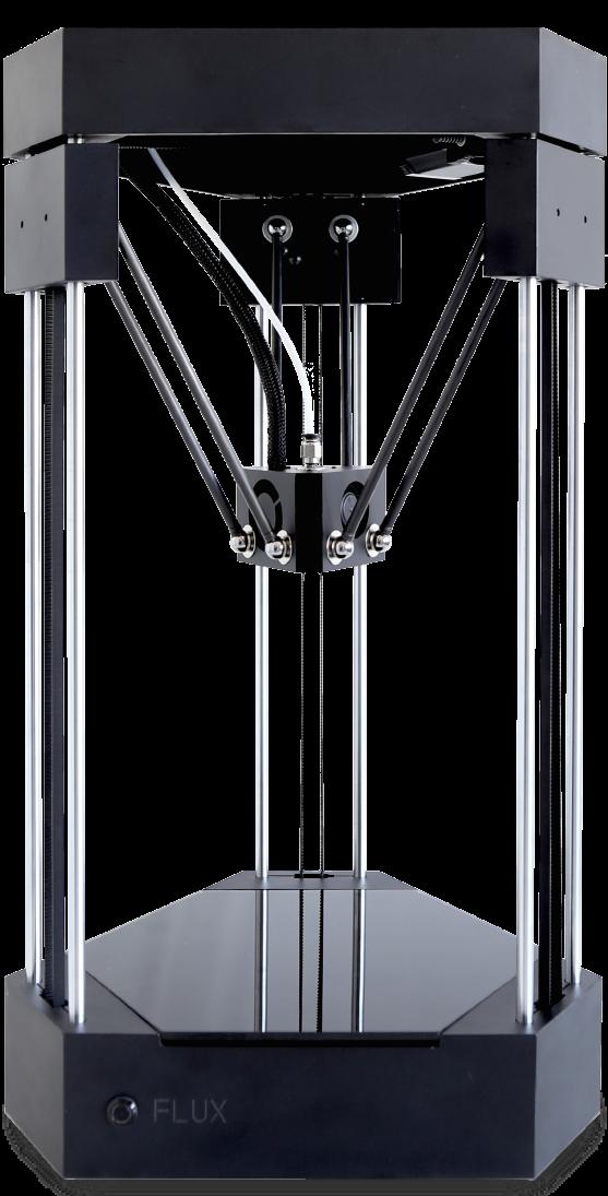 Flux delta 3d printer