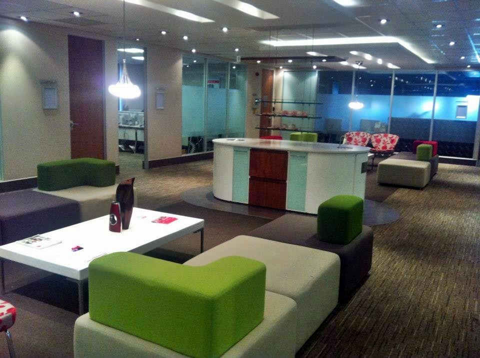 Oracle University In Johannesburg South Africa Has An Awesome Look And Feel