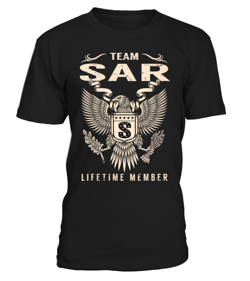 Team SAR Lifetime Member