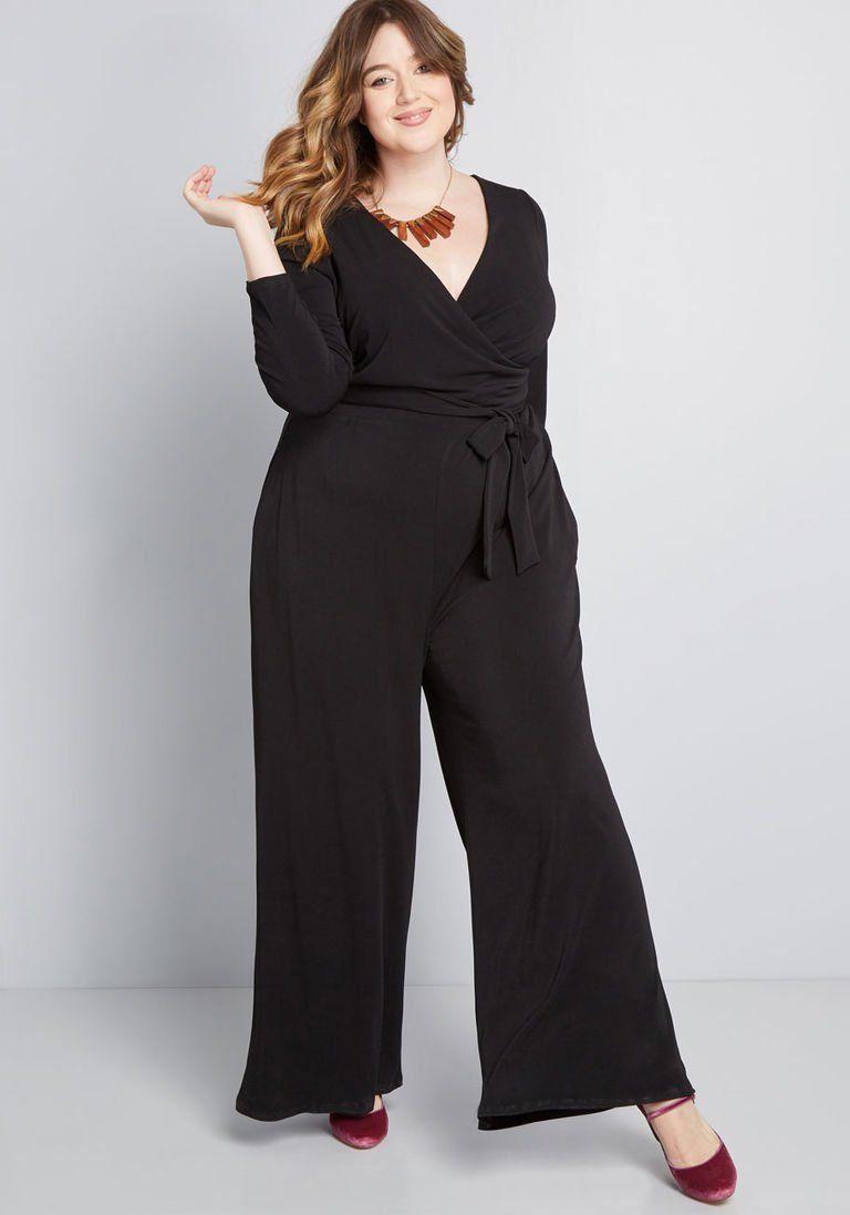 Elegant Everywhere Long Sleeve Jumpsuit In Xl Jumpsuit
