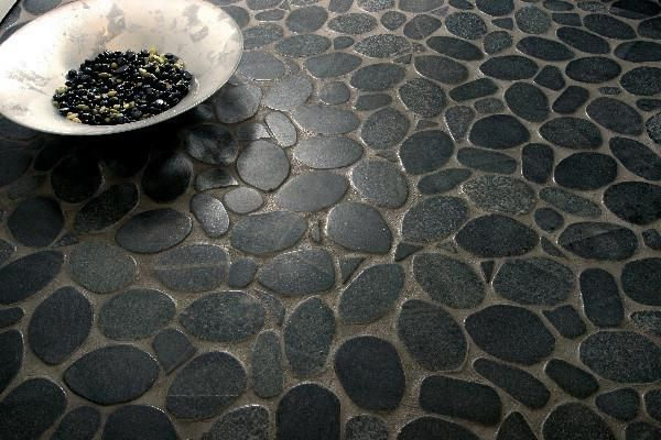 Pebble Floors With Easy To Install
