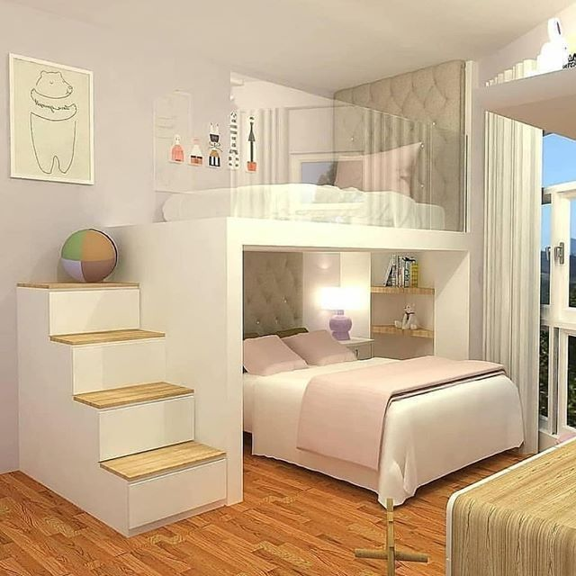 20 Best Small Modern Bedroom Ideas: 47 Simple Bedroom Designs Ideas - ZYHOMY