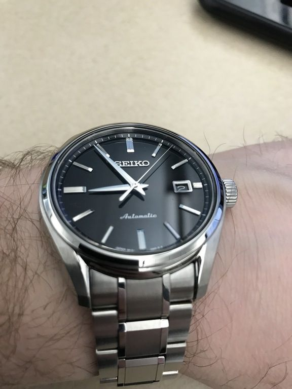 d104faccb03 Seiko  Presage Sarx035 - Don t see many of these here   Watches ...