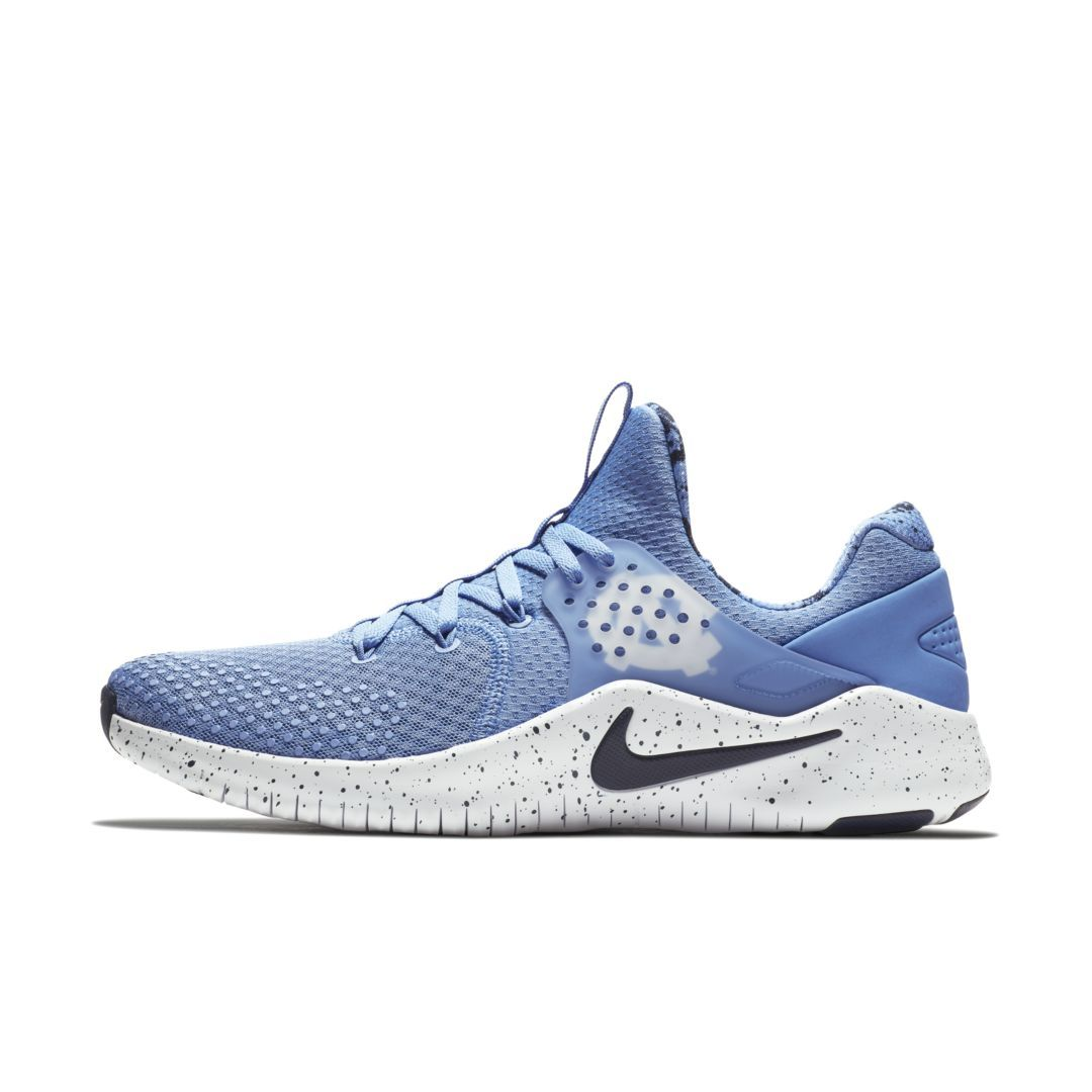 b96e16e0a10 Nike Free TR8 (UNC) Gym Gameday Shoe Size 11 (Valor Blue)