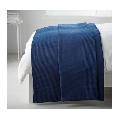 couvre lit indira ikea INDIRA Couvre lit, bleu foncé | Bedspread, Bedrooms and Room couvre lit indira ikea