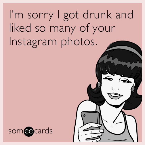 Sorry ecard adult