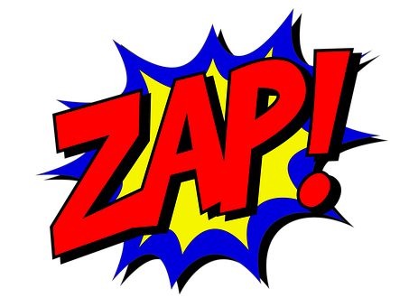 Womens Ladies Comic Cartoon Graffiti Bang Zap Graphic Face Print Party Crop Top