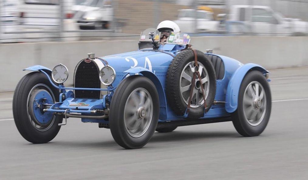 1934 Bugatti once in Mullin collection up for bids in Dallas | Leake ...