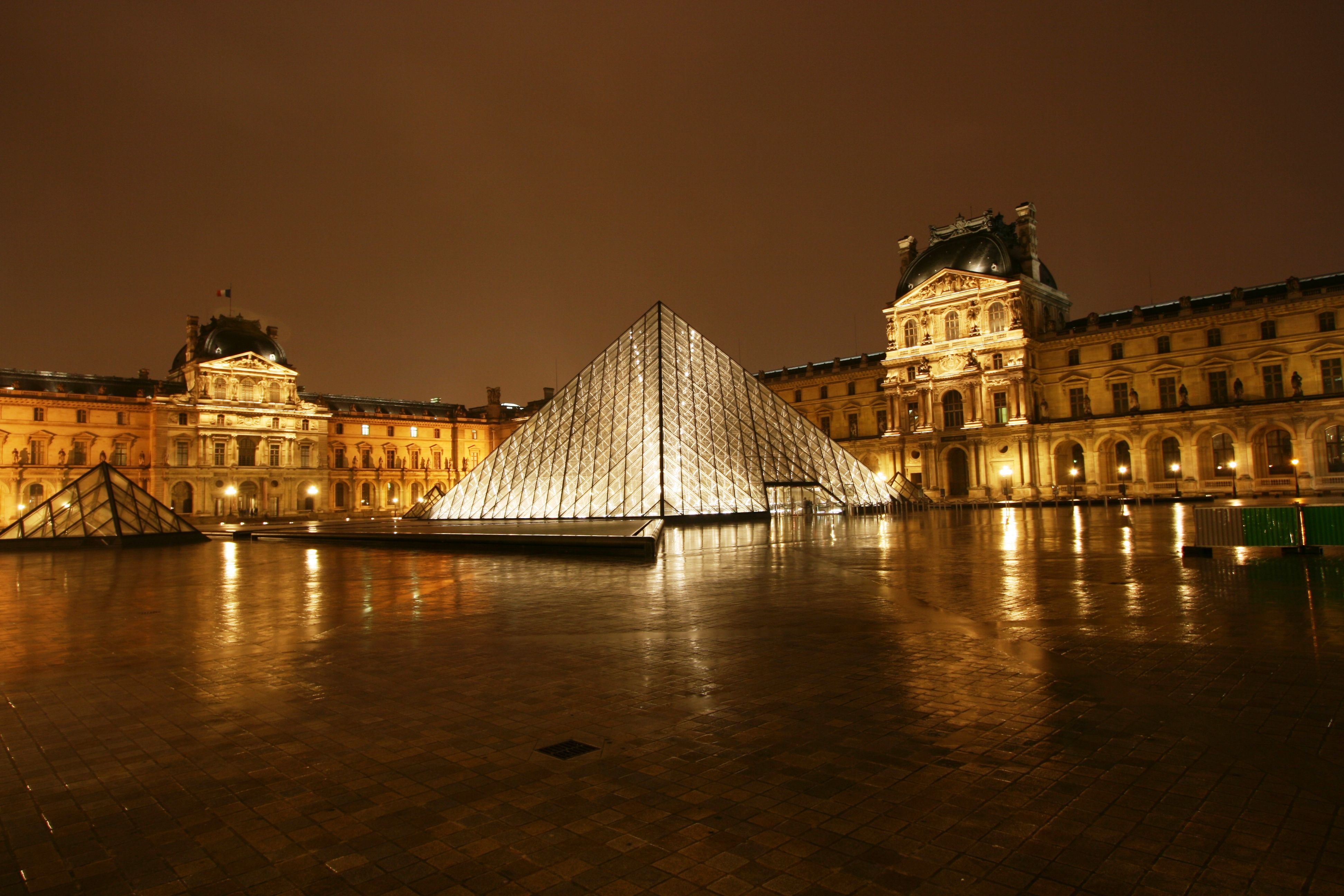 Louvre Museum - France. Visited Business. Shows