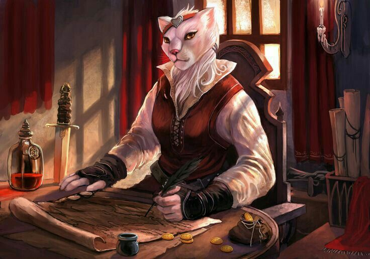 Image result for tabaxi monk DampD in 2019 Fantasy art Book