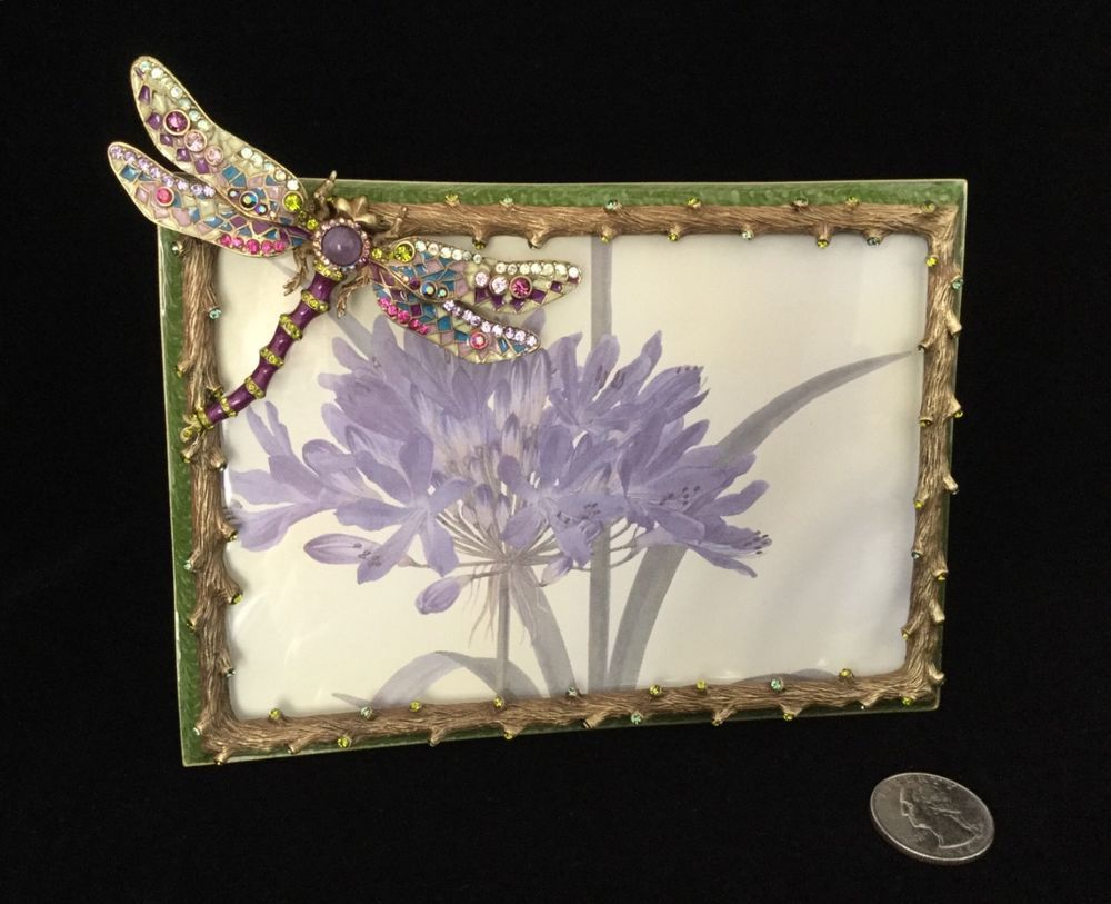 Colorful Jay Strongwater Frame Inspiration - Picture Frame Ideas ...