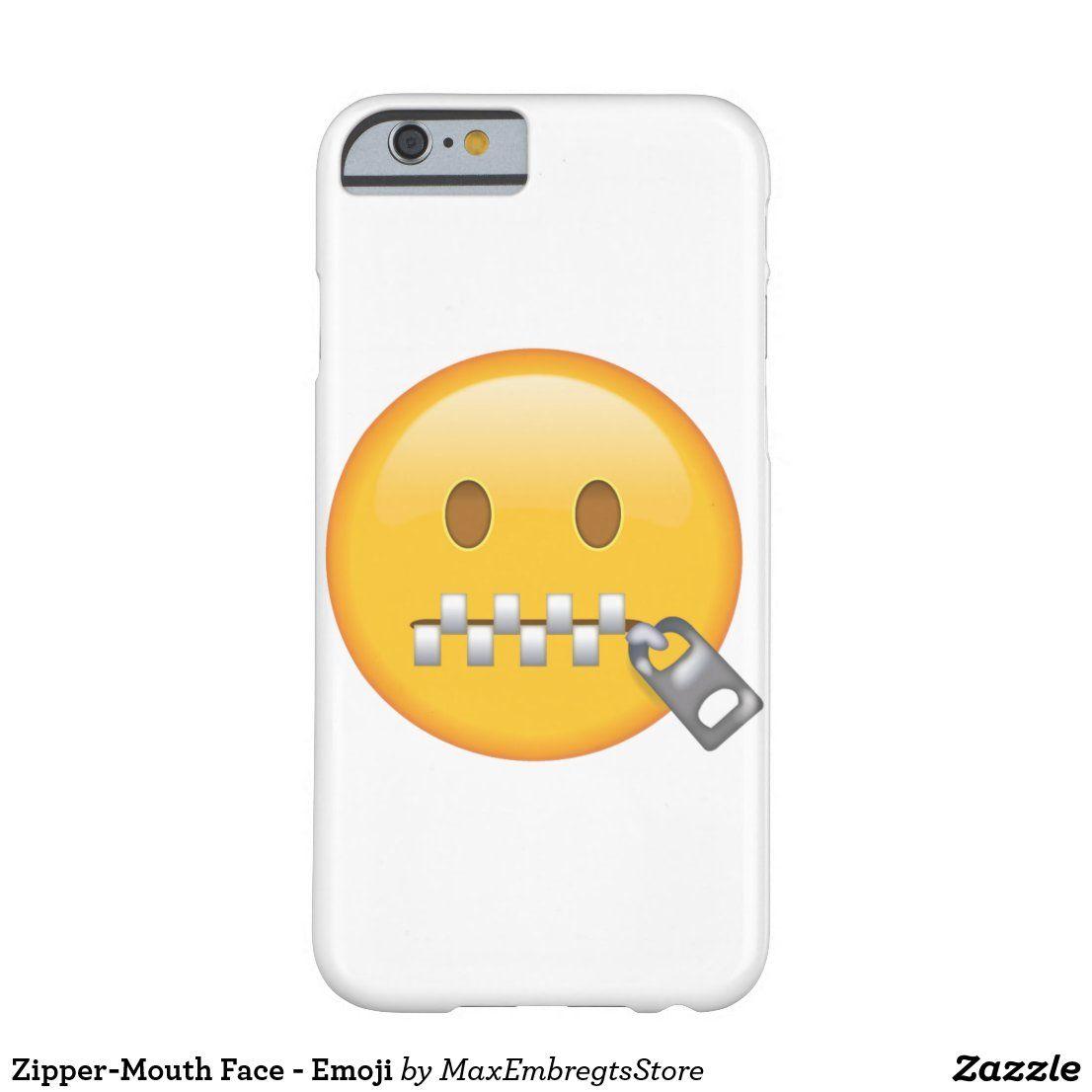Zipper Mouth Face Emoji Case Mate Iphone Case Zazzle Com Emoji Phone Cases Iphone Cases Emoji