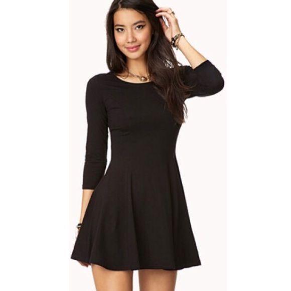 25+ Black long sleeve dress forever 21 ideas