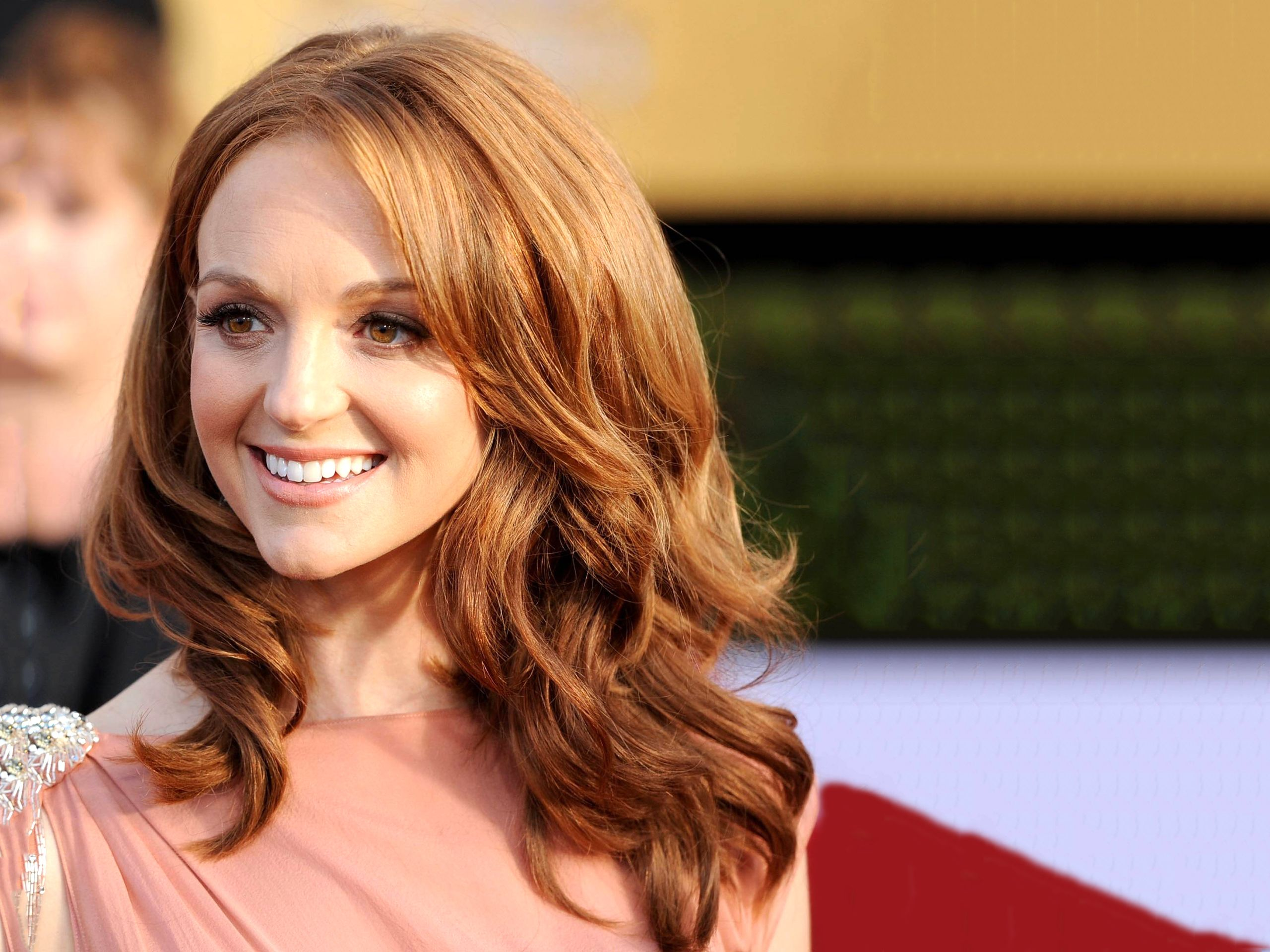 jayma mays height