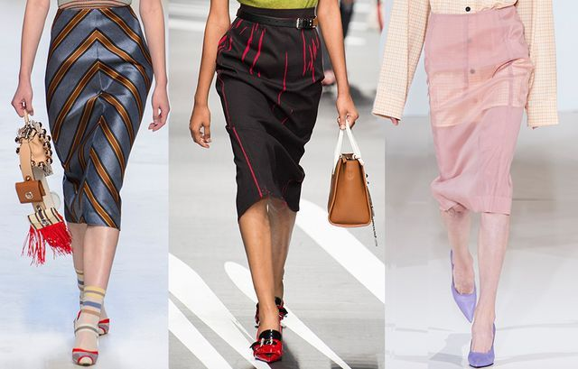 Trends: top 5 from spring-summer 2018 collections