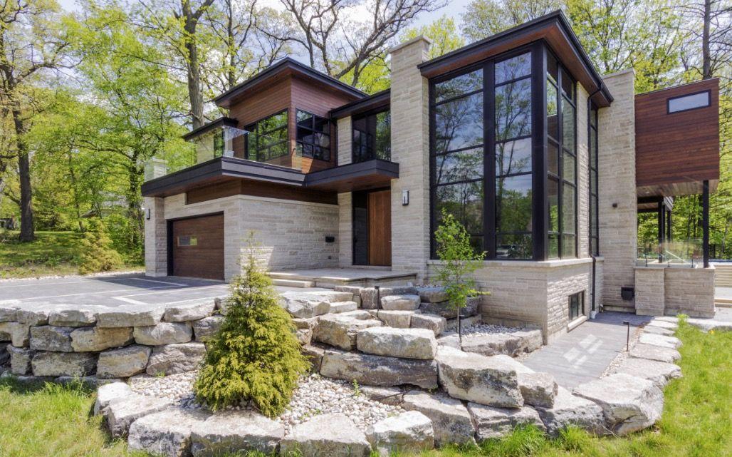 Contemporary House Exterior