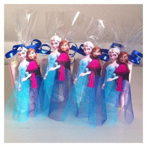 Frozen Elsa Anna Traktatie Trakteren Treats Party