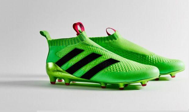 Adidas lance une chaussure de foot sans lacets